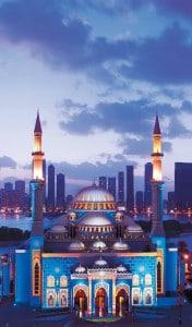 Sharjah_Moschee