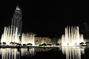 Dubai Dancing fountain shows 2