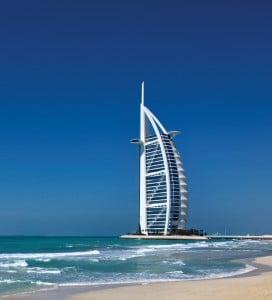 Dubai Palace Beach Burj
