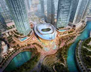 Dubai Oper Dubai 04 _ Day