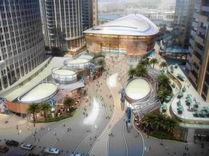 Dubai Opera Plaza