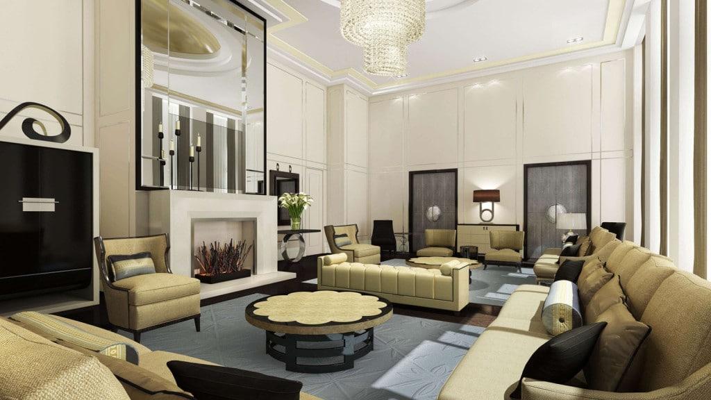 Abu Dhabi Four Seasons Hotel Abu Dhabi at Al Maryah Royal Suite