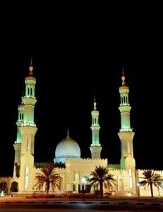 Ajman Moschee