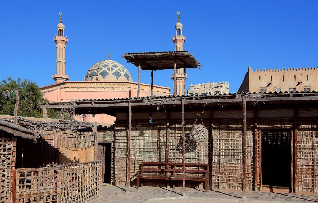 Ajman Museum Dorf