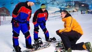 Foto: Ski Dubai