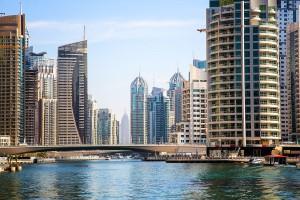 Dubai Skyline Pixabay