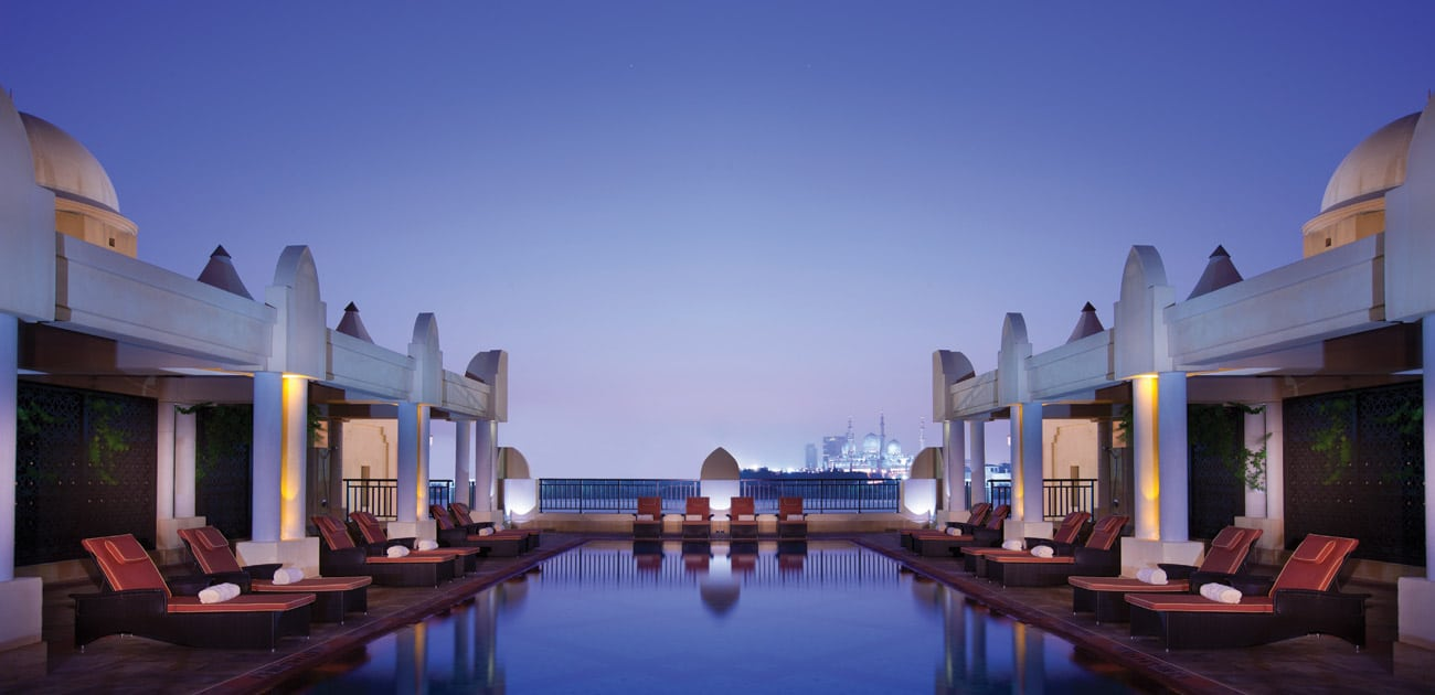 Abu Dhabi Shangri La Health-Club-and-Spa-Lap-Pool