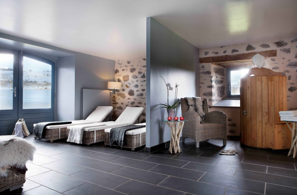Ecolodge instants-d-Absolu spa