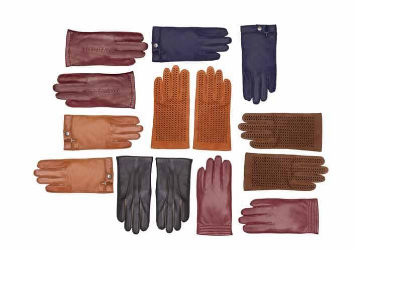 Otto Kessler Handschuhe Herren 17 70ies