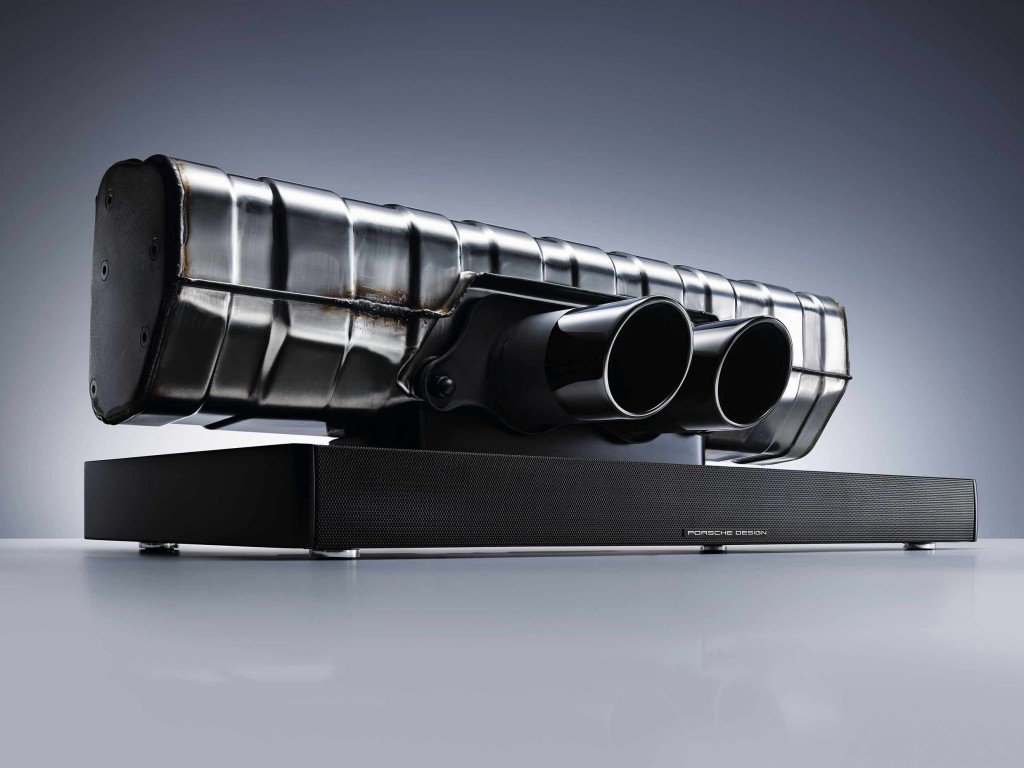 Porsche Design_911 Soundbar_grey_1_Skulptur