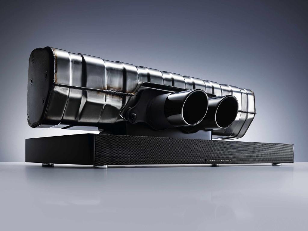 Porsche Design_911 Soundbar_grey_1_Skulptur