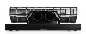 Porsche Design_911Soundbar_backround white