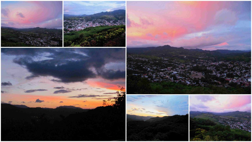 Matagalpa Sonnenuntergang2