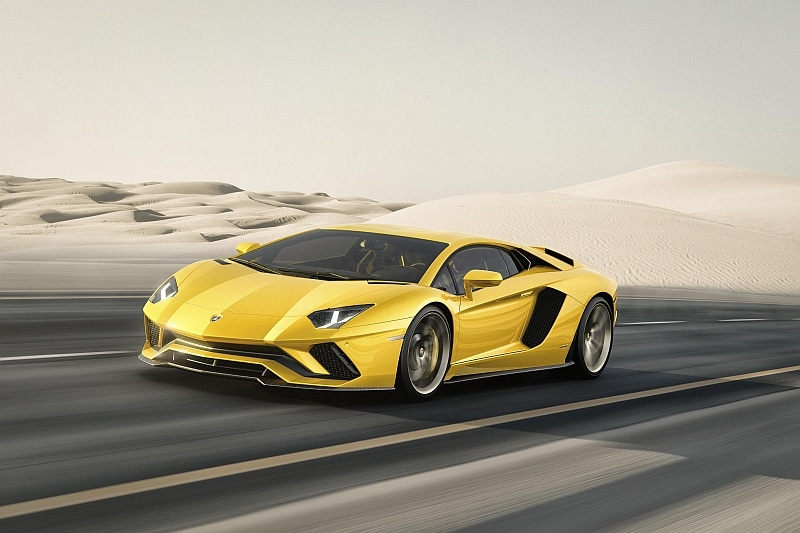 Lamborghini Aventador S Coupe The Icon Reborn The Finest Emirates