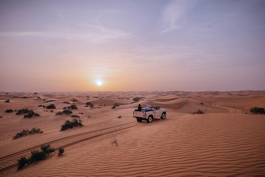 Dubai Summer Cool Trips Through The Hot Desert The Finest - A hot desert