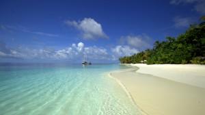 Mirihi-Beach